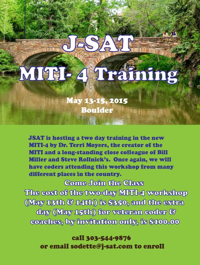 JSAT MITI4 Flyer